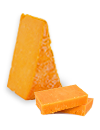 Orange Cheddar (made with real dairy)